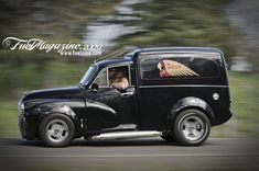 Bit of fun: post pics of your fave modded moggy's - Morris Minor Owners Club Mini Morris, Automobile, Old Pickup, Panel Truck, Morris Minor, Cool Vans, Chevrolet Trucks, Chevy, Hot Rod Trucks