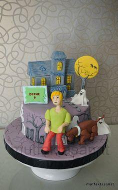 Scoobydoo Cake