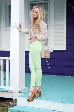 Mint Jeans. yes please