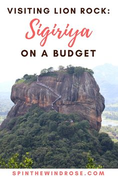Perhaps one of the most famous landmarks in Sri Lanka, Sigiriya's Lion Rock comes at a steep price tag. Here's how to experience Sigiriya on a budget.