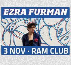 EZRA FURMAN: Rop 'n' roll en la Rambleta (3-11-15) http://www.woodyjagger.com/2015/11/ezra-furman-ropnroll-en-la-rambleta-3-11-15.html