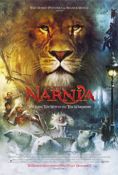 chronicles-of-narnia    The Lion, the witch and the wardrobe