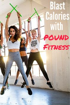 POUND Fitness: Get Up and Get Active via @DIYActiveHQ #workout #exercise #fitness