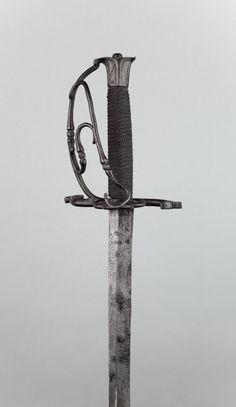 German or Swiss, Sabre (Kriegsmesser)