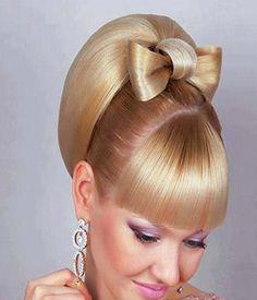 Beautiful prom hair style