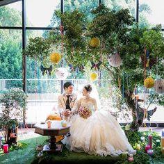 今、流行りの高砂ソファ❤   結婚式をおしゃれに賢く挙げる方法 ❤Emu Bridal❤