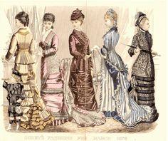 1879 Fashion Plate