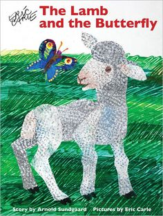 The Lamb and the Butterfly by Arnold Sundgaard. ER SUNDGAARD.