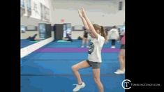 22 drills to help you master the standing back handspring in the fastest and most efficient manner without mental blocks! Gymnastics Lessons, Boys Gymnastics, Tumbling Gymnastics, Gymnastics Coaching, Back Handspring Drills, Flick Flack, Flexibility Workout, Acro, Fitness Diet
