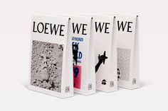 Loewe Is Celebrating Legendary Artist David Wojnarowicz Shirt Packaging, Box Packaging, Paper Carrier Bags, Paper Bag Design, Visual Aids, Box Branding, Beauty Packaging, Portfolio Website, Loewe