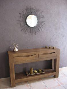 Aunque parezca increíble, este mueble está hecho con cartón.