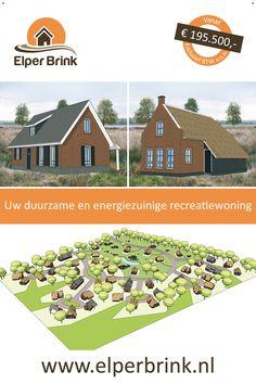 duurzame en energiezuinige recreatiewoning