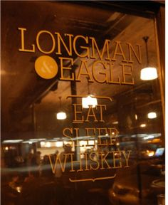 Longman & Eagle (Gastropub) and inn. Logan Square, Chicago