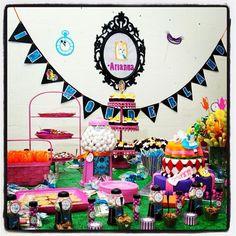 Arianna in Wonderland Birthday - Alice in Wonderland