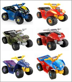Check the Best Battery Powered 4 Wheeler 6 Volt boys Ride Toys for Toddlers from Fisher Price Family which are chosen by toddlers and their parents. Click on http://bestkidsrideontoys.com for more detail.