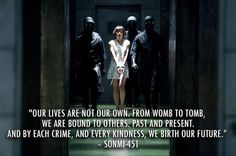 Cloud Atlas quote of truth.