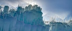 Utah-based artist Brent Christensen creates these magical 25-foot tall sculptures out of icicles. Christensen started making these impressive ice castles after he and his family moved to chilly Utah, and he began displaying them in 2009. His fantastical sculptures look like they came straight out of a fairytale.