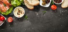 photo by Nadianb on Envato Elements Food Backgrounds, Garam Masala, Mediterranean Recipes, Quiche, Cheesecake, Vegetables, Brownies, Graphic Design, Photos