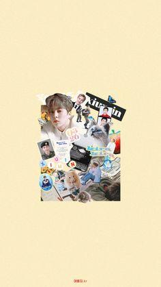 Cover Wallpaper, Exo Lockscreen, Baekhyun Chanyeol, Exo Ot12, Kim Min Seok, Kpop Exo, Binder Covers, Cute Wallpapers, Fangirl
