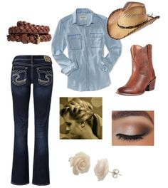 Rodeo outfit? Maybe?