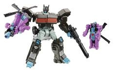 Transformers 2014 - Generations - Legends - Nemesis Prime and Spinister