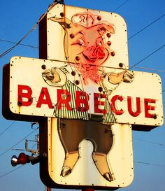 Rudy's Barbecue in Shawneetown, Illinois  brought to you by: http://www.flickr.com/photos/jlmiller/