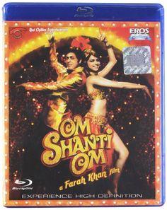 Must See Om Shanti Blu Ray New Hindi Movie