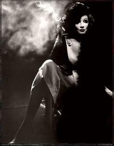 Helmut Newton© – Marlene Dietrich -repinned from Long Beach, CA photography studio http://LinneaLenkus.com  #portraiture