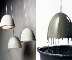 Zest Lighting - Concrete Pendant, $149.00 (http://www.zestlighting.com.au/concrete-pendant/)
