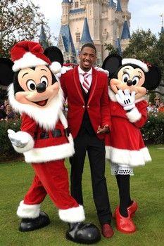 The 29th Annual Disney Parks Christmas Day Parade (Photos)