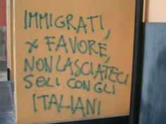 cogito ergo sum: Gli italiani sono i più razzisti d'Europa: ecco la...