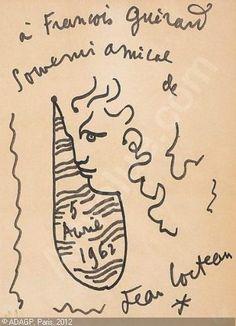 cocteau-jean-1889-1963-france-visage-de-profil-1283318-500-500-1283318.jpg (361×500)