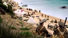 Gallipoli - Behind the scenes of the miniseries World War I, Wwi, Troops, Behind The Scenes, Dolores Park, Battle, Models, History, Travel
