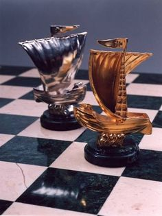 #chess #cossacks #казаки #silver #bronze #marble #ships #sea