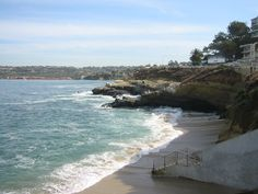 Horseshoe Beach, La Jolla, California   For: A beautiful beach in a chic setting