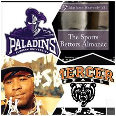 "2/7/15 NCAAB Sports Bettors Almanac Update: #Mercer vs #Furman (Take: Furman +5.5)""The Sports Bettors Almanac"" SPORTS BETTING ADVICE  On  99% of regular season games ATS including Over/Under   1.) The Sports Bettors Almanac"" available at www.Amazon.com 2.) Check for updates Instagram,Twitter, YouTube: @Marlawn7  ( ""SPORTS BETTORS ALMANAC"" BOOK UPDATES.... NOT SPECIAL PICKS)   ""I'm looking for sponsors and opportunities in the sports world."" Marlawn Heavenly VII (SportyNerd@ymail.com)"
