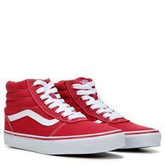 be53f0c75b Men s Ward High Top Sneaker · Red High Top VansRed ...