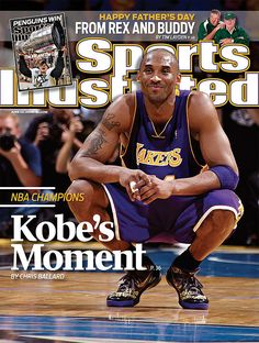 Sports Illustrated Cover: June 22, 2009 by Sports Illustrated, via Flickr
