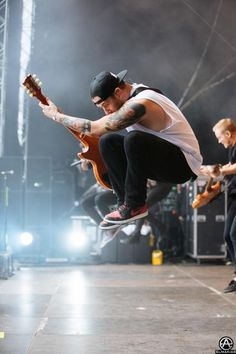Kevin Skaff. <3 Music Love, Music Is Life, Jeremy Mckinnon, Best Guitarist, Rock Groups, A Day To Remember, Pop Punk, Save My Life, Man Crush