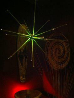 Sputnik Art lighting suspension by Lightlink Lighting. #LightlinkLighting #Houzz #Archello