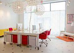 funky office desks - Google Search