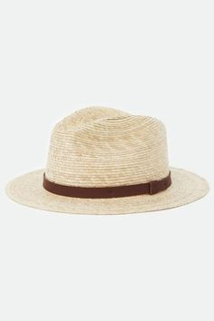 Straw Fedora, Fedora Hats, Stetson Fedora, Brim Hat, Hats For Men, Classic Style, Summer Outfits, Fedoras, Brixton