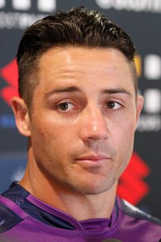 Cooper Cronk Photos - Melbourne Storm Media Opportunity - Zimbio