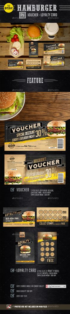 Gift Voucher  Gift Vouchers Print Templates And Adobe Photoshop