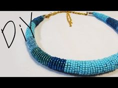 M COLLAR DE CHAQUIRAS FACIL! DIY MANUALIDADES - YouTube