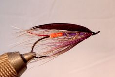 Purple Demon Dee #Spey Fly