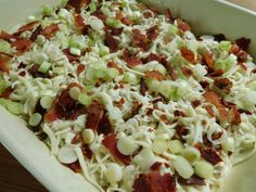 Creamy chicken bacon & ranch bubble up – Drizzle Me Skinny!