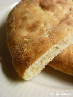 Hönökaka. Swedish Hönöcake - soft bread cake from Hönö.
