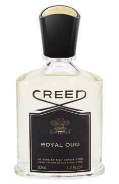 Royal Oud by Creed Eau De Parfum Spray oz (Unisex) Perfume Parfum, Perfume Versace, Fragrance Parfum, Parfum Spray, Perfume Bottles, Perfume Good Girl, Perfume Diesel