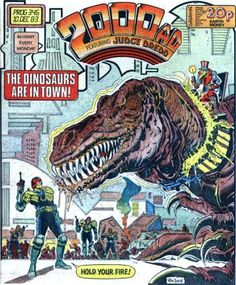 Cover for 2000 AD (IPC, 1977 series) #346